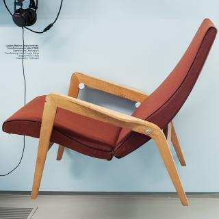 Stapulionienė transforming chair